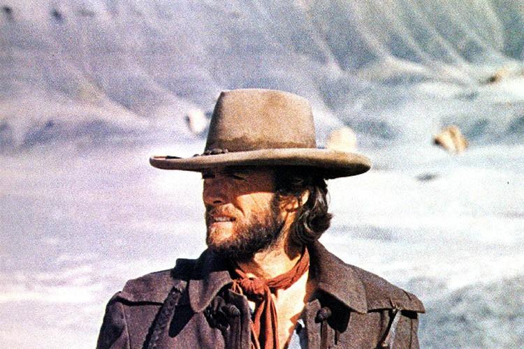 Clint Eastwood E Il Texano Dagli Occhi Di Ghiaccio 210467
