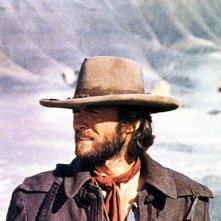 Clint Eastwood è... il texano dagli occhi di ghiaccio