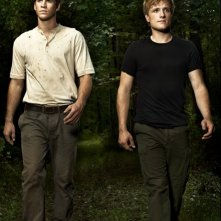 Ecco Josh Hutcherson e Liam Hemsworth, protagonisti maschili di The Hunger Games