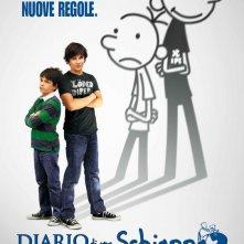 La locandina italiana di Diary of a Wimpy Kid 2: Rodrick Rules