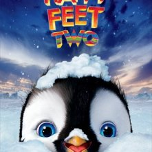 Nuovo poster per Happy Feet 2 in 3D