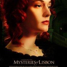 Poster USA per Mysteries of Lisbon