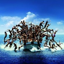 Una coreografica sequenza del film Terraferma