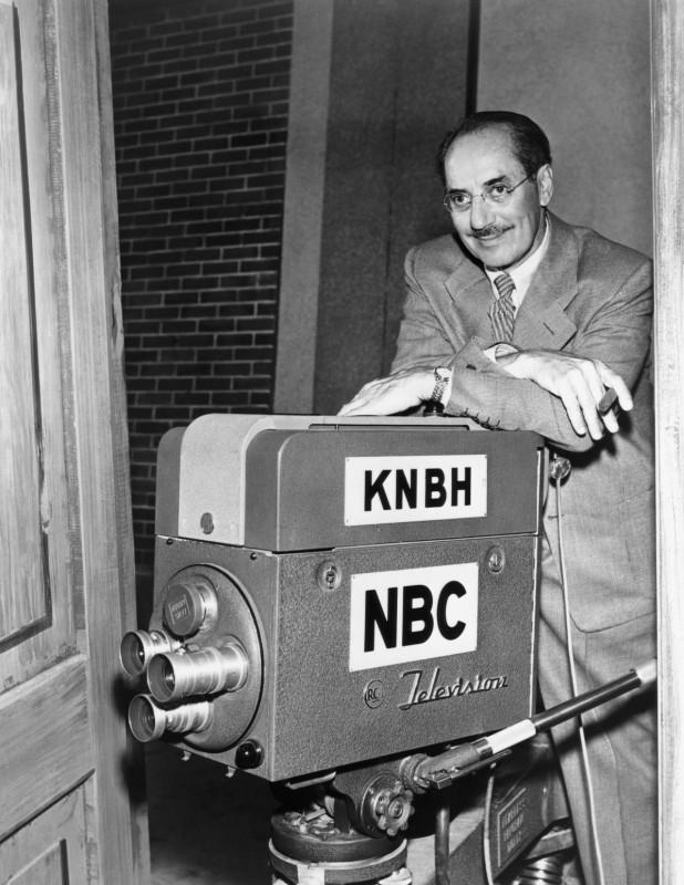 Una Foto Di Groucho Marx 210476