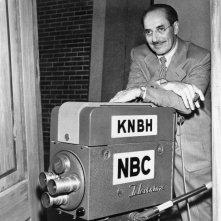 Una foto di Groucho Marx