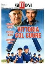 La Copertina Di Vittoria Col Cuore Dvd 210521
