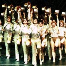 La scena finale di Chorus Line
