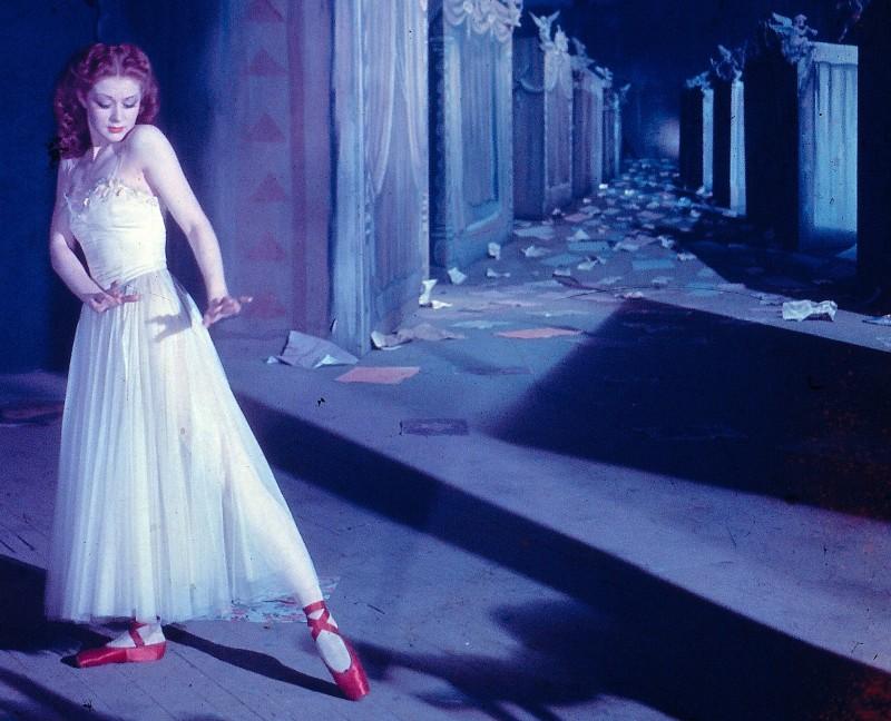 Una Scena Di Scarpette Rosse The Red Shoes 1948 210536