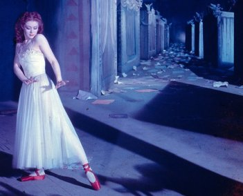 Una scena di Scarpette rosse (The Red Shoes, 1948)