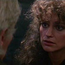 Alberta Watson nel film La fortezza, di Michael Mann (1983)