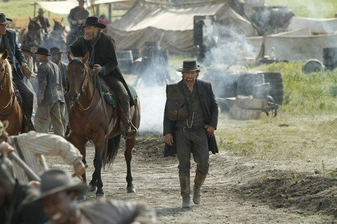 Anson Mount In Una Scena Della Serie Hell On Wheels 210649