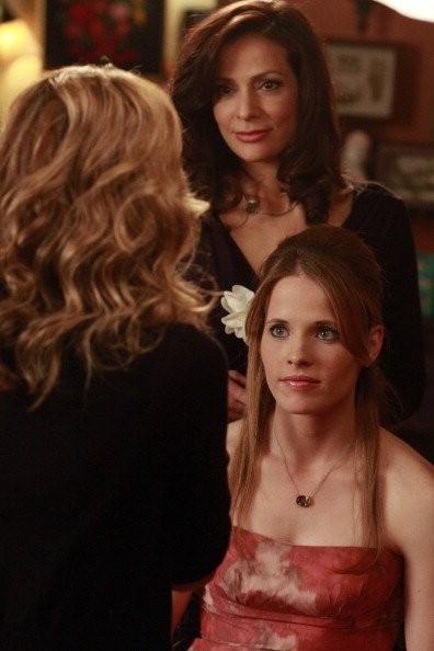 Katie Leclerc In Una Scena Dell Episodio Dance Amongst Daggers Di Switched At Birth 210707