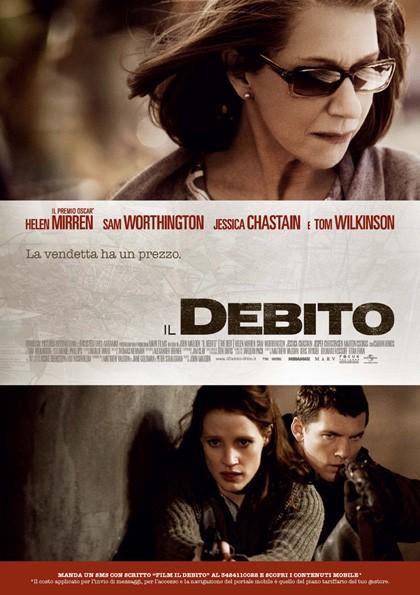 La Locandina Italiana De Il Debito 210636