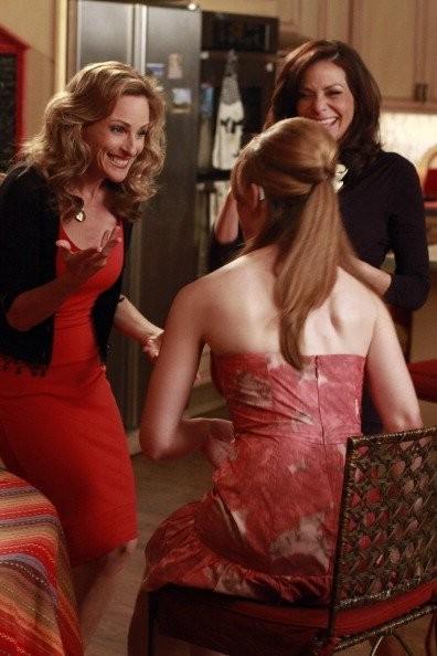 Marlee Matlin In Una Scena Dell Episodio Dance Amongst Daggers Di Switched At Birth 210706