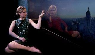 Sarah Michelle Gellar in una immagine promozionale della nuova serie Ringer