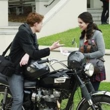 Sean Berdy e Vanessa Marano in un'immagine dell'episodio The Persistence of Memory di Switched at Birth