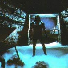 Il demone del film La fortezza, di Michael Mann (1983)