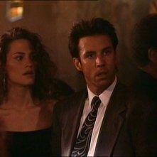 Un'immagine del film TV Sei solo, agente Vincent di Michael Mann (1989)