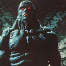 L'inquietante creatura del film La fortezza, di Michael Mann (1983)