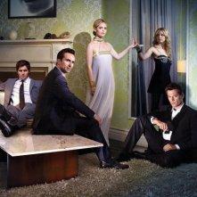 Una foto promozionale del cast di Ringer