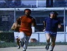 Una movimentata scena del film La corsa di Jericho, di Michael Mann