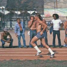 Una scena del film La corsa di Jericho, di Michael Mann