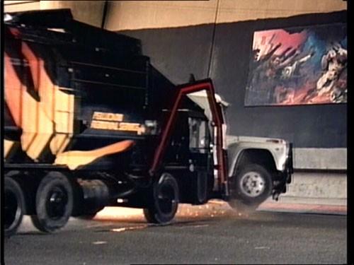 Una Sequenza Del Film Tv Sei Solo Agente Vincent Di Michael Mann 1989 210735