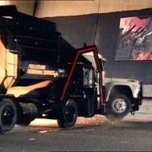 Una sequenza del film TV Sei solo, agente Vincent di Michael Mann (1989)