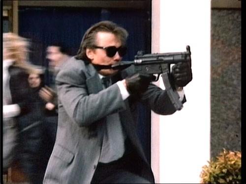 Una Sequenza Del Film Tv Sei Solo Agente Vincent Di Michael Mann 1989 210741