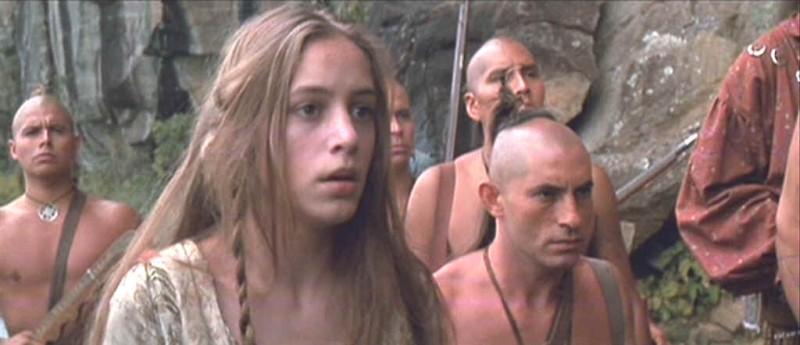 Jodhi May In Una Scena Del Film L Ultimo Dei Mohicani 1992 210804