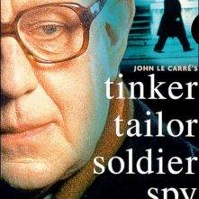 La locandina di Tinker, Tailor, Soldier, Spy