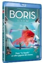 La Copertina Di Boris Il Film Blu Ray 210849