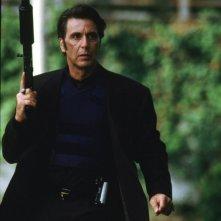Al Pacino in una scena di Heat - La sfida, di Michael Mann