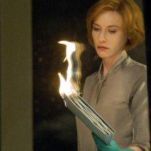 Cate Blanchett in una scena del film Hanna, del 2011