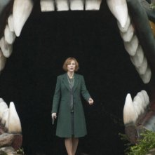 Cate Blanchett in una sequenza del film Hanna, del 2011