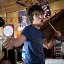 Devon Bostick è Rodrick Heffley nel film Diario di una schiappa 2