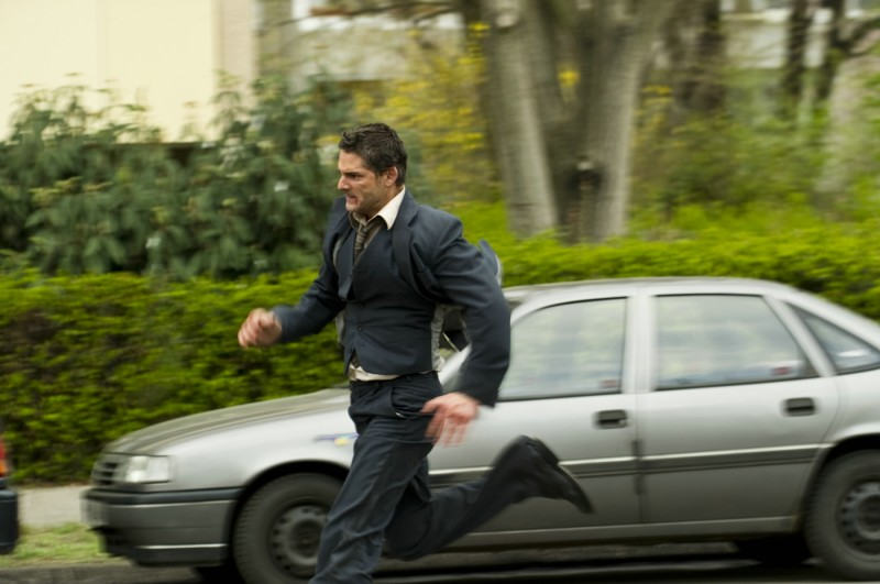Eric Bana In Una Sequenza Action Del Thriller Hanna Del 2011 210950