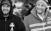 I fratelli Goetz al timone di Scenic Route