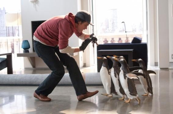 Jim Carrey E I Pinguini Di Mister Popper 210969