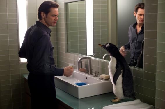 Jim Carrey In Una Sequenza De I Pinguini Di Mr Popper 210967