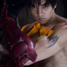 Jon Foo nel film Tekken (2010)