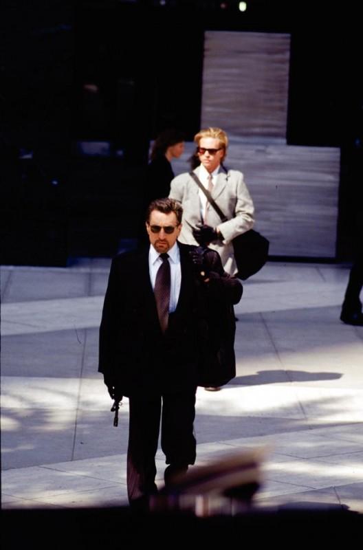 Robert De Niro E Val Kilmer In Una Scena Di Heat La Sfida Di Michael Mann 210913