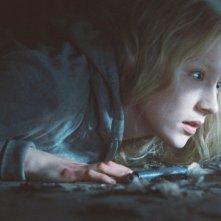 Saoirse Ronan è la giovane e volitiva Hanna nel film di Joe Wright