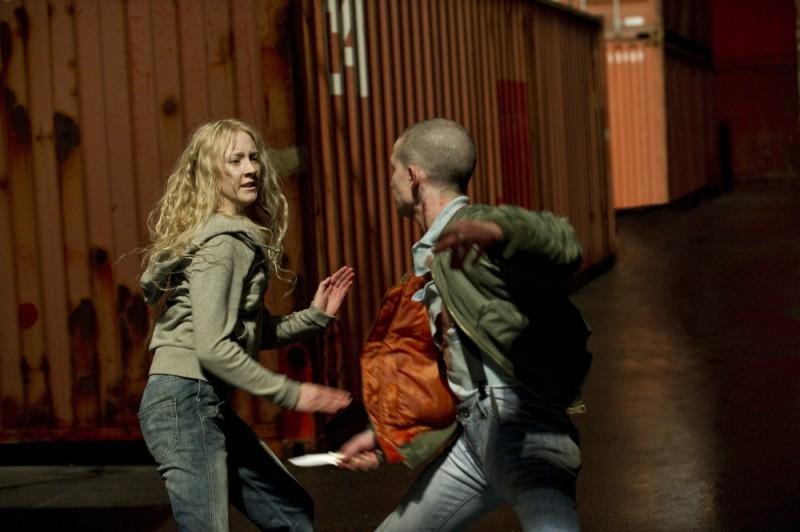 Saoirse Ronan In Una Scena D Azione Del Thriller Hanna 210945