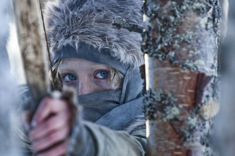 Saoirse Ronan In Una Sequenza Del Thriller Hanna Del 2011 210948