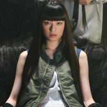 Chiaki Kuriyama, una delle protagoniste del film Exte: Hair Extensions di Sion Sono