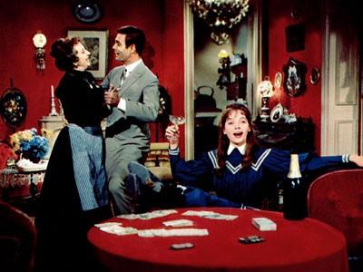 Leslie Caron In Una Scena Canora Di Gigi 211072