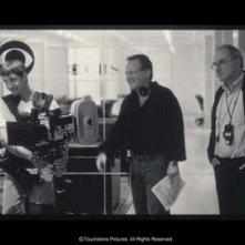 Michael Mann e il direttore della fotografia Dante Spinotti sul set del film Insider - Dietro la verità