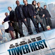 Nuovo poster internazionale per Tower Heist