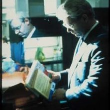 Russell Crowe è Jeffrey Wigand nel film Insider - Dietro la verità di Michael Mann